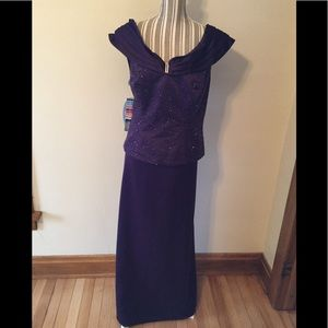 Alfred Angelo 2 piece NWT